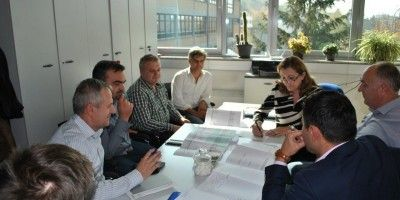 Meeting of the Working Group for Development of Operational Programs for Road Bridges Maintenance on the Croatian – Bosnian Border