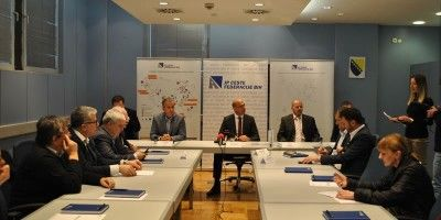 Contracts for Works for Completion and Engineer Services of M18, section Kladanj – Podpaklenik including Karaula mountain pass
