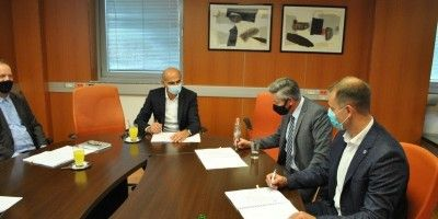 Potpisan Ugovor za izradu idejnog i glavnog projekta brze ceste u Sarajevu