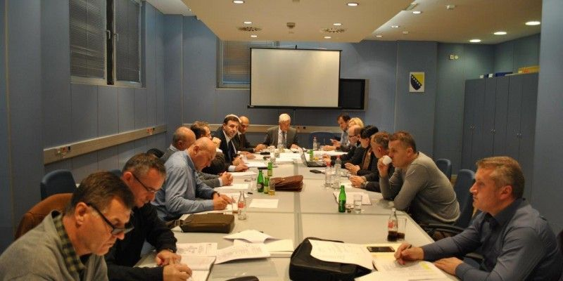 Sastanak Komisije za kategorizaciju cesta u FBiH