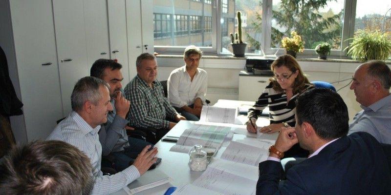 Sastanak Radne grupe za izradu Operativnih programa održavanja cestovnih mostova na granici R Hrvatske i BiH