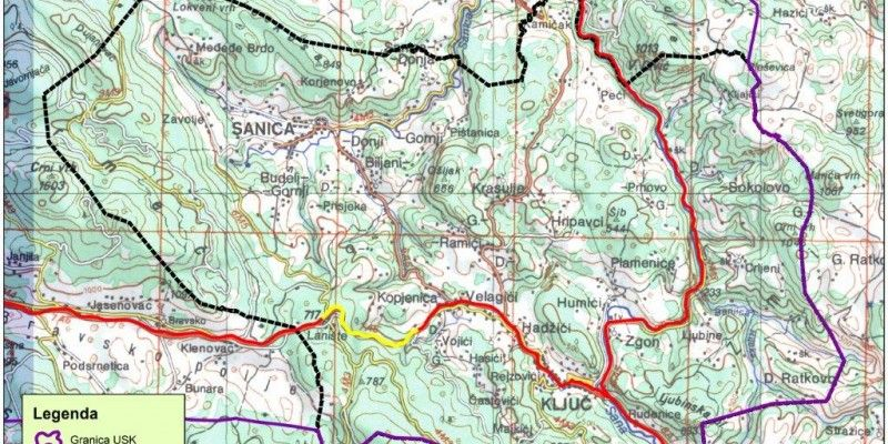 Public Consultations on draft ESMP for the project of the construction of third lane for slow vehicles on section Gornje Bravsko – Ključ (M5)