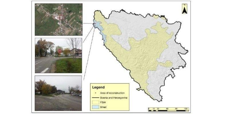 Javna rasprava o nacrtu Plana upravljanja okolišem i društvenim aspektima za projekat rekonstrukcije crne tačke, kružni tok Kamenica u Bihaću.