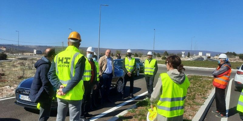Mostar South Bypass and Section Neum – Stolac Site Visits