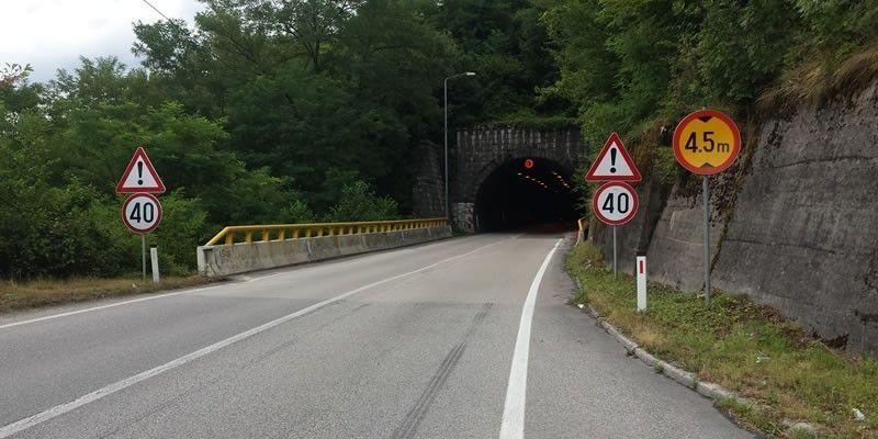 Uspostavljanje dvosmjernog prometa u tunelu Crnaja